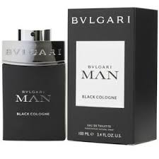 BULGARI MAN BLACK COLOGNE EdT 60 ML