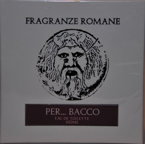 FRAGRANZE ROMANE PER...BACCO edp 100 ml