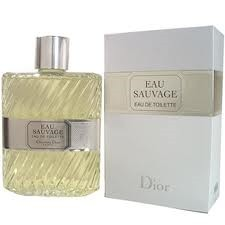 DIOR EAU SAUVAGE EDT 50 ml spray